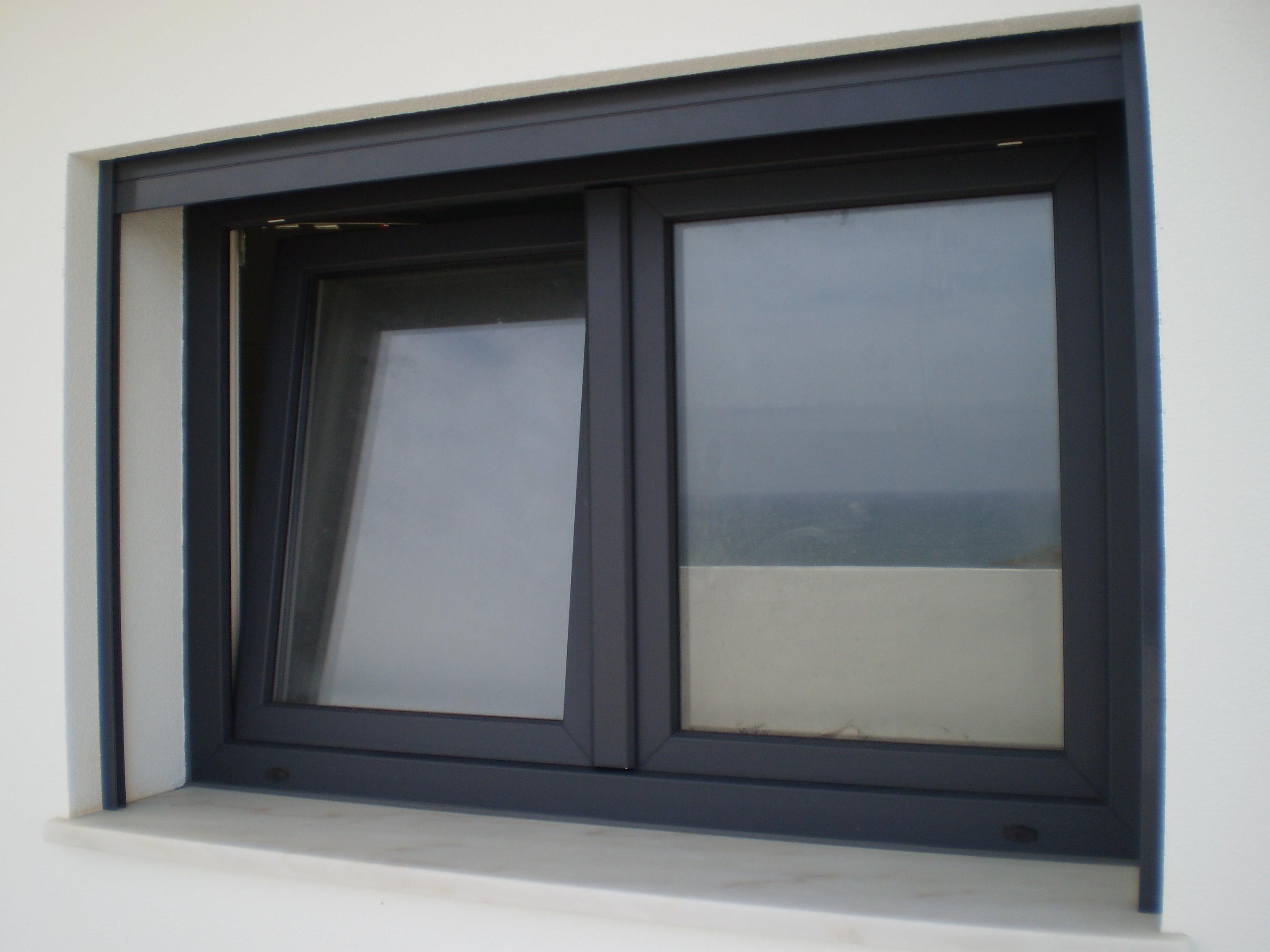 #454D5B PVC Uma Excelente Opção Para Remodelação 472 Janelas Duplas Isolamento Acustico